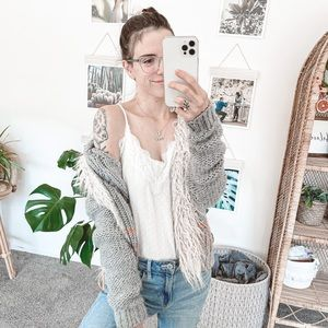 Free People Northstar Cardigan